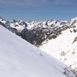 Ski mountaineering in the Écrins (Hautes-Alpes)