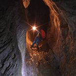Caving in the Dent de Crolles: the Glaz by the Ogive