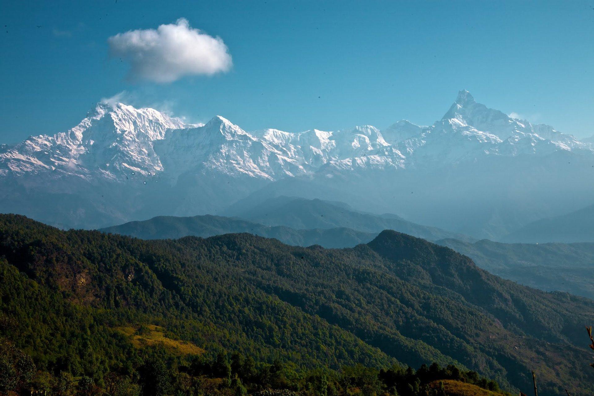 Les balcons secrets des Annapurnas le trekking d initiation idéal