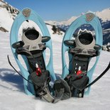 Snowshoeing in the Mont Blanc region