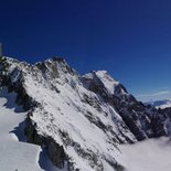 Ascension de la Dent du Géant (massif du Mont Blanc)