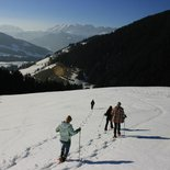 Snowshoeing discovery stay in Megève (Haute-Savoie)
