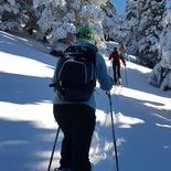 Ski touring stay in the Beaufortain Massif (Savoie)