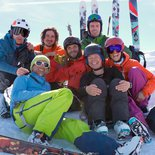 Freetour skiing weekend in the Hautes-Alpes
