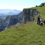 Mont Aiguille and treasures of Diois (Vercors)