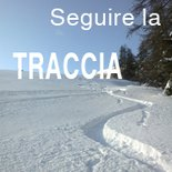 "ANENA training: ""ski touring trace following"" (Aosta Valley)"