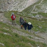 "Hiking course ""Art of walking"" in Savoie"