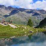 Exceptional lakes in Écrins and Queyras (Hautes-Alpes)