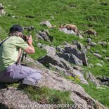 Hiking/photo training in the mountains (Hautes-Alpes)