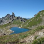 Hiking-bivouac : the smugglers of Beaufortain (Savoie)