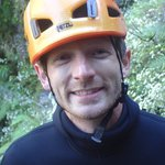 Charlie AHACHE - Canyoning instructor Rock climbing instructor