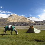 Trekking: great crossing of Pamir in 30 days
