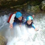 Comane canyon with your family (Die, Drôme)