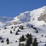 Snowshoeing weekend in Dévoluy (Hautes-Alpes)