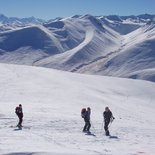 Ski touring in New Zealand: Mount Cook Massif discovery