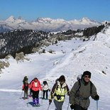 Snowshoeing & relaxing weekend in Gap (Hautes-Alpes)
