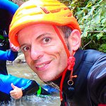Sebastien ROQUES - Canyoning instructor
