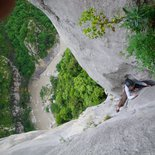 Rock climbing stay: multi pitch routes in Verdon
