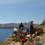Rock climbing stay in Sicily