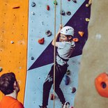 Indoor climbing session for children / teenagers (Grenoble)