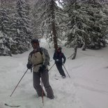 Off-piste and/or freerando skiing in Tarentaise Valley (Savoie)