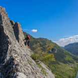 Rock climbing stay in Languedoc from Hérault Valley to Gorges du Tarn