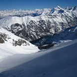 Ski touring in the Gran Paradiso National Park