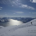 Ski touring and sailing in Finmark (Norwegian Lapland)