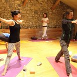 Rock climbing & yoga in Orpierre (Hautes-Alpes)