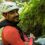Frédéric FONT - Canyoning instructor Climbing instructor
