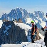 Introduction to mountaineering (Mont-Blanc massif)
