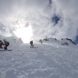 Ski touring in Zanskar