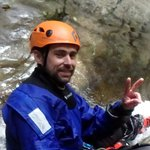 Johan RIVOIRE - Canyoning instructor Climbing instructor Mountain bike instructor