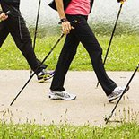 Nordic walking and relaxation in Haute Maurienne / Vanoise