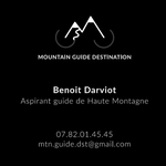 Benoit DARVIOT - Mountain guide Mountain bike instructor
