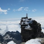 Ascent of Gran Paradiso (4061m)