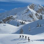 Snowshoeing & relaxing stay around Gap (Hautes-Alpes)